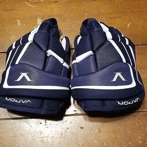 BAUER Vapor V Youth Hockey Gloves